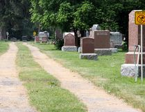 Maple Leaf Cemetery in Chatham, ON. Dan Taekema/Chatham Daily News/QMI Agency