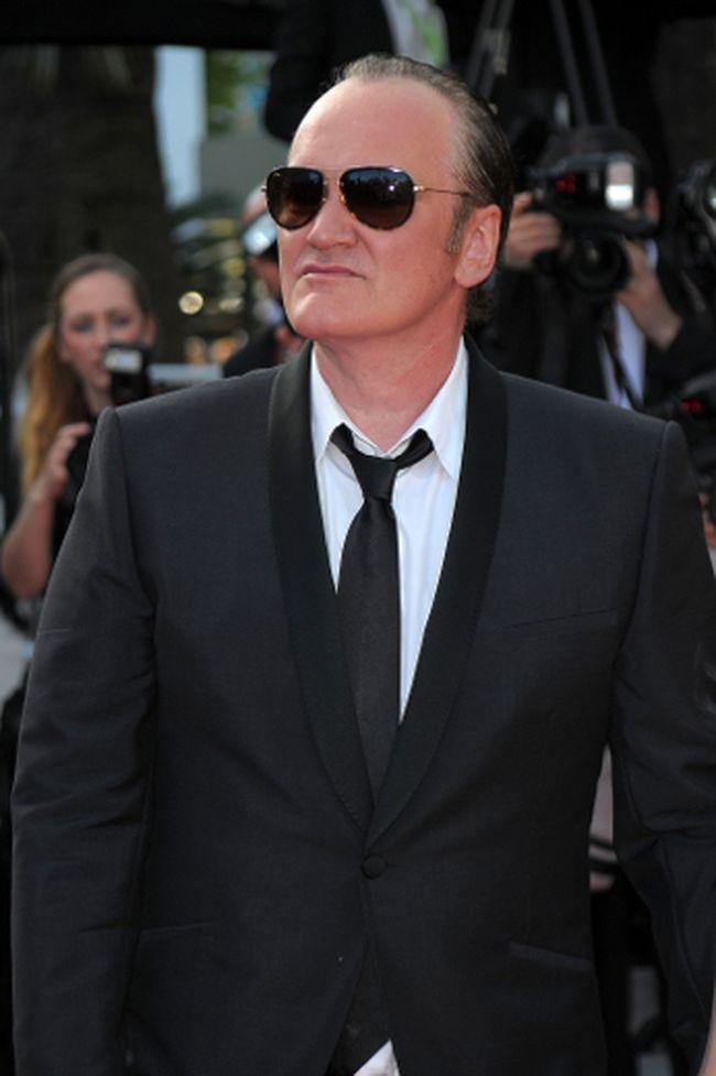 """Quentin Tarantino. (<A HREF=""""http://www.wenn.com"""" TARGET=""""newwindow"""">WENN.COM</a>)"""