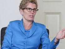Premier Kathleen Wynne. (Veronica Henri/Toronto Sun)