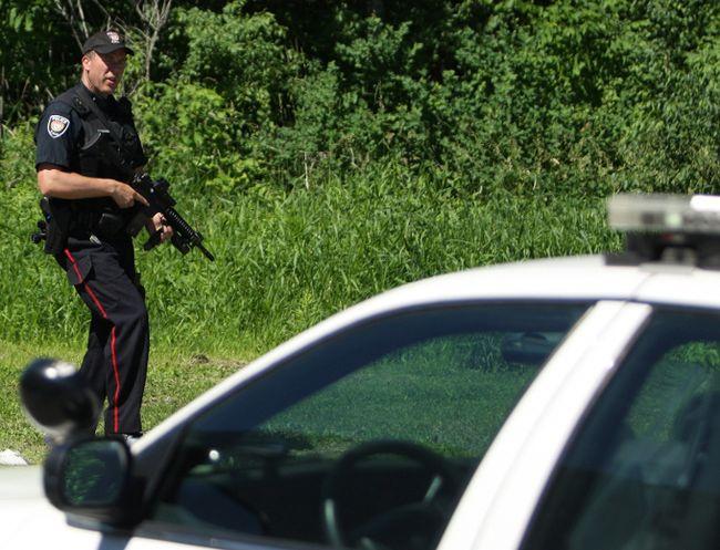 Ottawa school lockdown