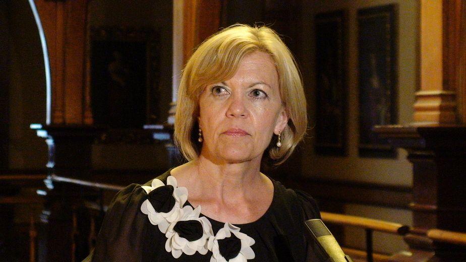 Christine Elliott Christine Elliott to run for PC leader Ontario News