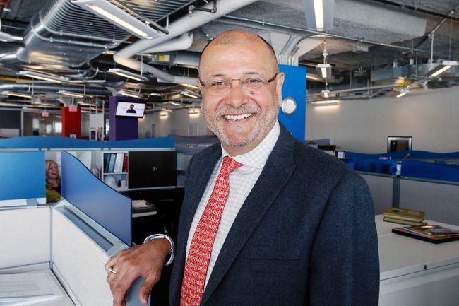 TO2015 CEO Saad Rafi. (Toronto Sun files)