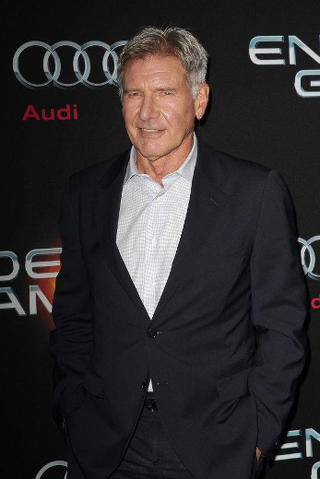 """Harrison Ford. (<A HREF=""""http://www.wenn.com"""" TARGET=""""newwindow"""">WENN.COM</a>)"""