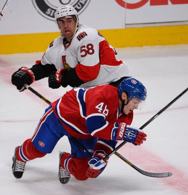 Michael Sdao - Ottawa Senators prospect