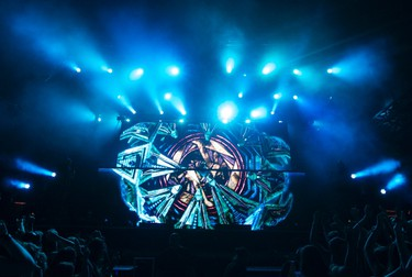 Zedd performing at Bluesfest in Ottawa on Friday July 4, 2014. Errol McGihon/Ottawa Sun/QMI Agency