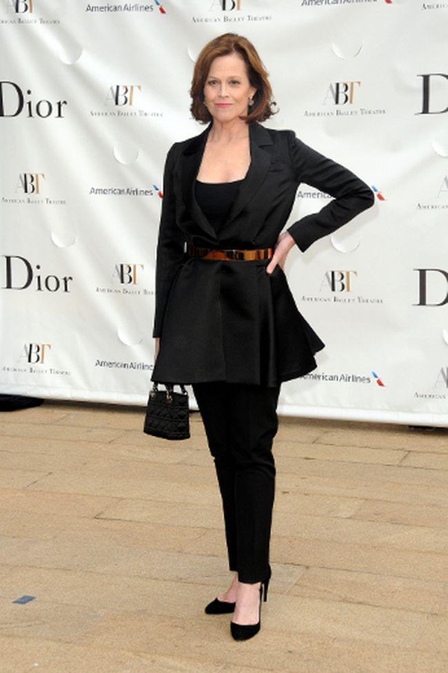 "Sigourney Weaver. (Ivan Nikolov/<a href=""http://wenn.com"" target=""new window"">WENN.com</a>)"