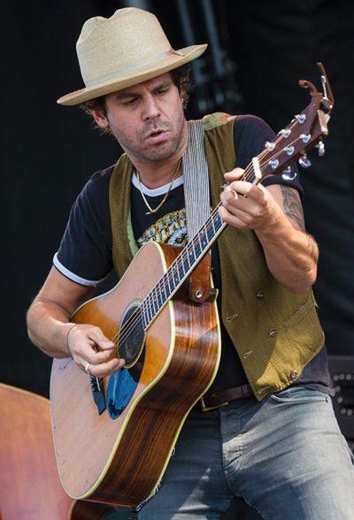 Langhorne Slim performs on the River Stage at Bluesfest on Saturday July 5, 2014. Errol McGihon/Ottawa Sun/QMI Agency