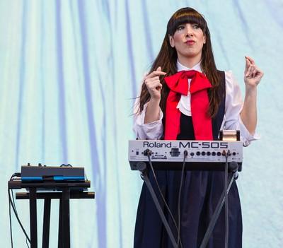Lady Starlight performing at Bluesfest on Saturday July 5, 2014. Errol McGihon/Ottawa Sun/QMI Agency