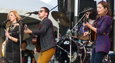 Twin Forks performing at Bluesfest in Ottawa on Saturday July 5, 2014. Errol McGihon/Ottawa Sun/QMI Agency