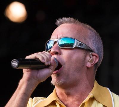 JJ Grey with his band Mofro performing at Bluesfest on Saturday July 5, 2014. Errol McGihon/Ottawa Sun/QMI Agency