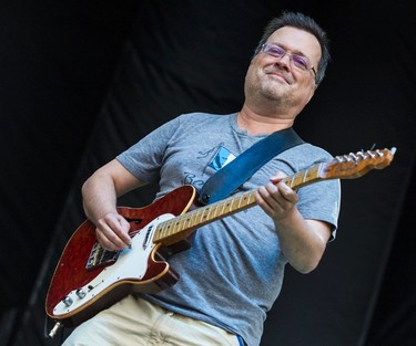 Gordon Gano of the Violent Femmes performing at Bluesfest on Sunday July 6, 2014. Errol McGihon/Ottawa Sun/QMI Agency