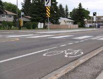 Bike lanes photo
