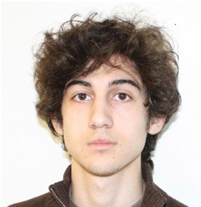 Dzhokhar Tsarnaev, 19, suspect #2 in the Boston Marathon explosion is pictured in this undated FBI handout photo. (REUTERS/FBI/Handout)
