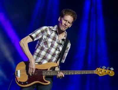 Jim Creeggan of the Barenaked Ladies performing at Bluesfest in Ottawa on Thursday July 11, 2014. Errol McGihon/Ottawa Sun/QMI Agency