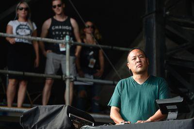 Dan the Automator of Deltron 3030 performs at Bluesfest in Ottawa on Saturday July 12, 2014. Matthew Usherwood/Ottawa Sun/QMI Agency