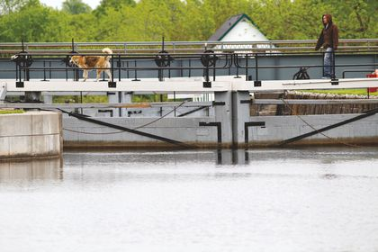 Nicholson's Locks - Merrickville