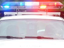 police lights sirens