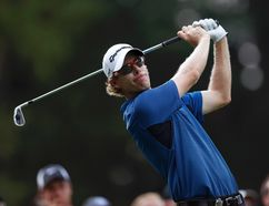 Canadian golfer David Hearn (Reuters)