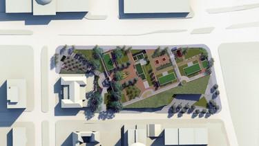 Upper Fort Garry plans_1