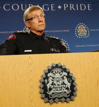 Police Chief Rick Hanson