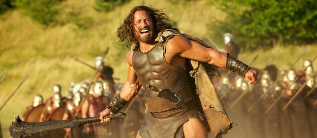 "Dwayne ""The Rock"" Johnson stars in ""Hercules."""