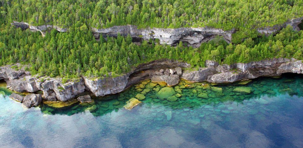 Toronto Man Falls At Grotto Owen Sound Sun Times