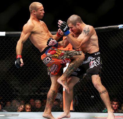 Cerrone's feet do the talking in KO win against Miller