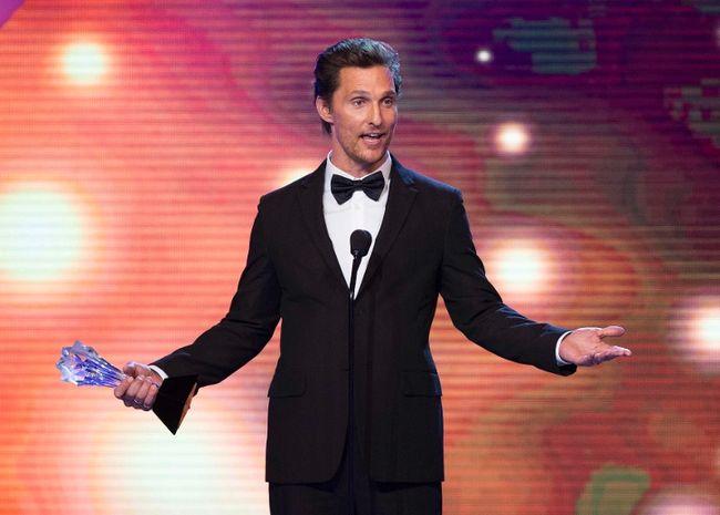 Matthew McConaughey. MARIO ANZUONI/REUTERS