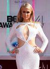 Paris Hilton arrives at the 2014 BET Awards in Los Angeles, California June 29, 2014. (REUTERS/Kevork Djansezian)