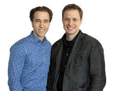 Craig and Marc Kielburger