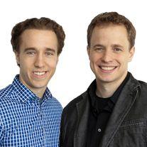 Craig and Marc Kielberger.