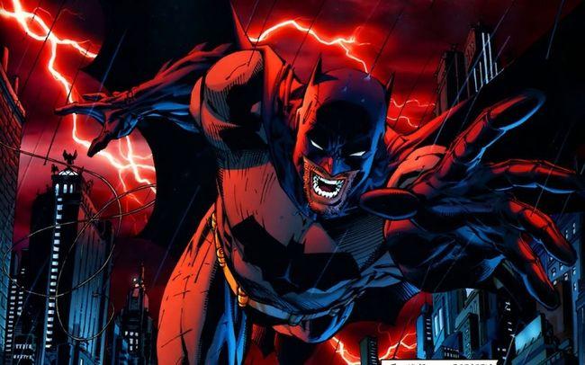 Batman.  (Courtesy DC)