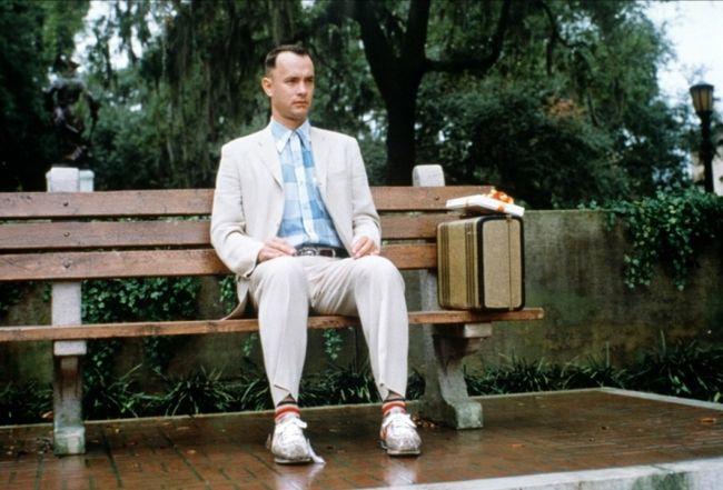 Tom Hanks as Forrest Gump (Handout)
