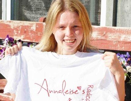 Marathon swimmer Annaleise Carr of Norfolk County. (MONTE SONNENBERG/Simcoe Reformer)