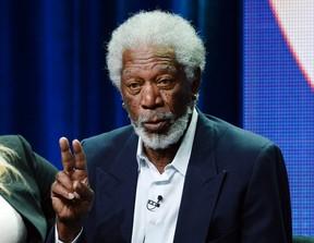Morgan Freeman.   REUTERS/Kevork Djansezian
