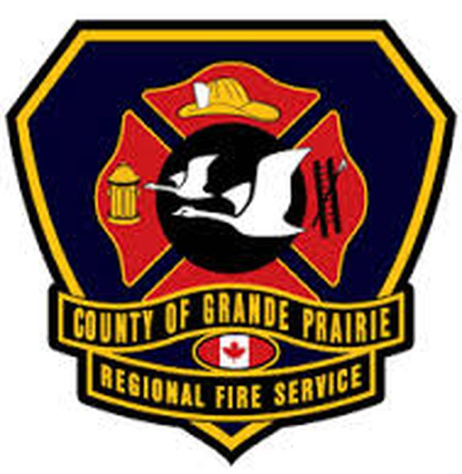 County of Grande Prairie Fire