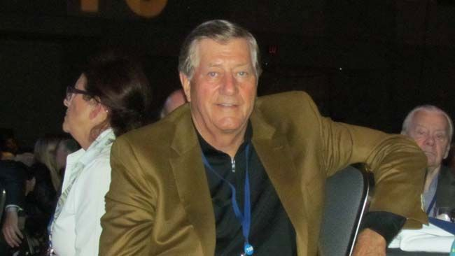 Former Ont. Premier Mike Harris in London, Ont., Sept. 21, 2013.  (Antonella Artuso/QMI Agency)