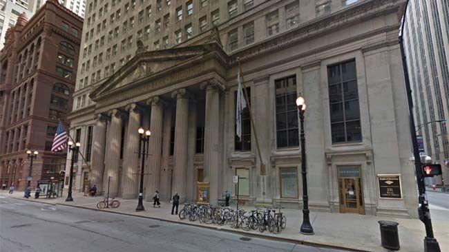 231 Lasalle Street, Chicago. (Google)