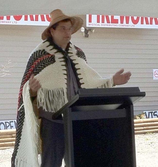 Kwikwetlem Chief Ron Giesbrecht. (kwikwetlem.com)