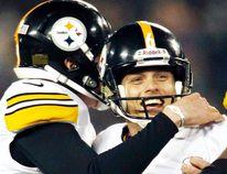 Pittsburgh Steelers kicker Shaun Suisham of Wallaceburg. (GARY CAMERON/Reuters)