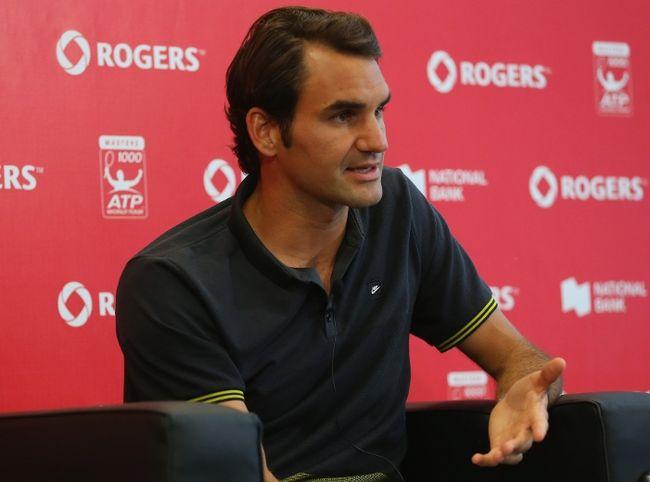 Roger Federer August 5
