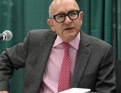 Alberta's Auditor General Merwan Saher in file photo. (David Bloom)
