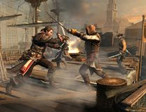 """Assassin's Creed Rogue."""