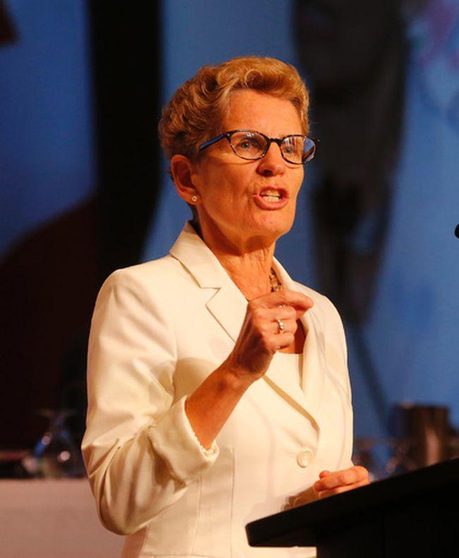 Ontario Premier Kathleen Wynne. (STAN BEHAL/Toronto Sun)