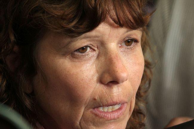 Liknes family friend Cherri Hodgins Calgary Courts Centre Douglas Garland