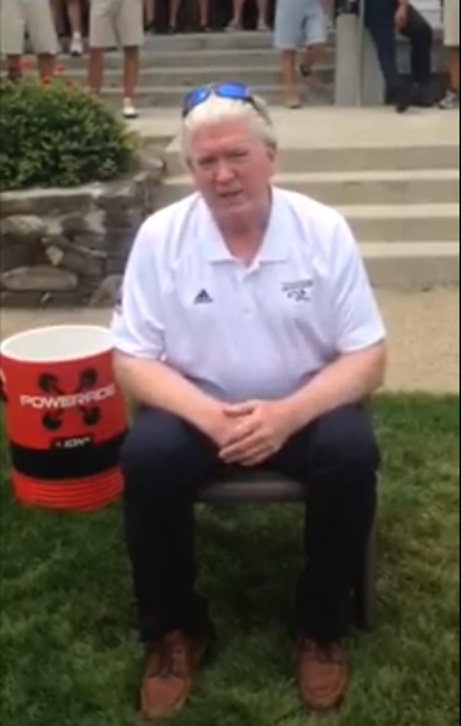 Brian Burke Ice Bucket Challenge
