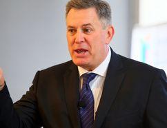 MLSE president and CEO Tim Leiweke. (Toronto Sun files)