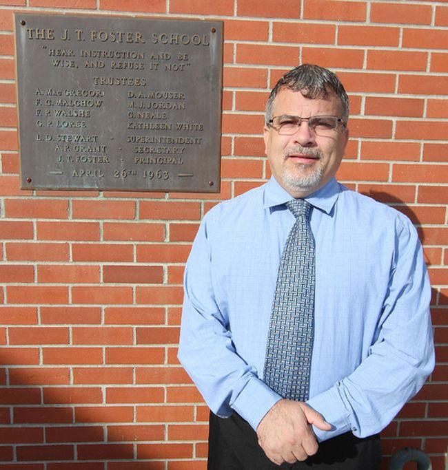 J.T. Foster welcomes new principal | Nanton News
