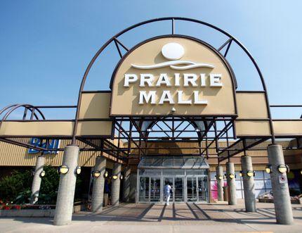The Prairie Mall DHT File Photo