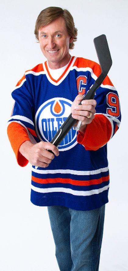 Wayne Gretzky stick